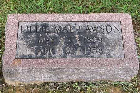 LAWSON, LILLIE - Jefferson County, Kentucky | LILLIE LAWSON - Kentucky Gravestone Photos