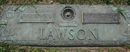 LAWSON, WILLIAM S. - Jefferson County, Kentucky | WILLIAM S. LAWSON - Kentucky Gravestone Photos