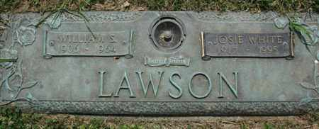LAWSON, JOSIE - Jefferson County, Kentucky | JOSIE LAWSON - Kentucky Gravestone Photos