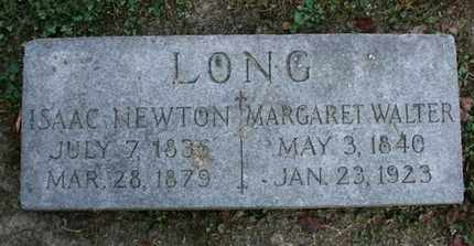 LONG, ISAAC NEWTON - Jefferson County, Kentucky | ISAAC NEWTON LONG - Kentucky Gravestone Photos