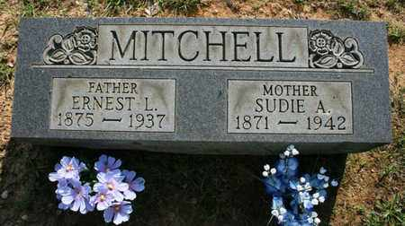 MITCHELL, ERNEST - Jefferson County, Kentucky | ERNEST MITCHELL - Kentucky Gravestone Photos