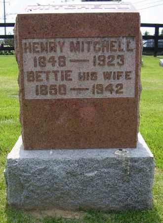 MITCHELL, BETTIE - Jefferson County, Kentucky   BETTIE MITCHELL - Kentucky Gravestone Photos