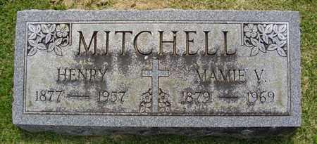 MITCHELL, HENRY - Jefferson County, Kentucky | HENRY MITCHELL - Kentucky Gravestone Photos