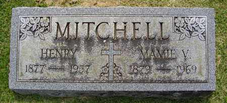 MITCHELL, MAMIE V. - Jefferson County, Kentucky | MAMIE V. MITCHELL - Kentucky Gravestone Photos