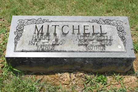 MITCHELL, ADDIE - Jefferson County, Kentucky   ADDIE MITCHELL - Kentucky Gravestone Photos
