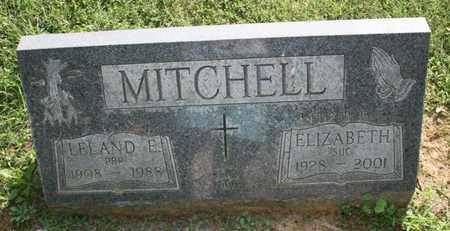 MITCHELL, ELIZABETH - Jefferson County, Kentucky   ELIZABETH MITCHELL - Kentucky Gravestone Photos