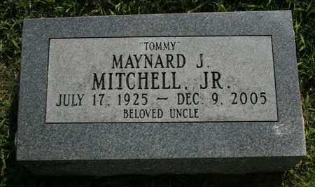 MITCHELL, MAYNARD - Jefferson County, Kentucky   MAYNARD MITCHELL - Kentucky Gravestone Photos