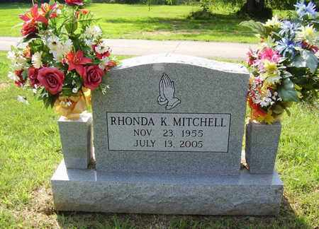 MITCHELL, RHONDA - Jefferson County, Kentucky | RHONDA MITCHELL - Kentucky Gravestone Photos