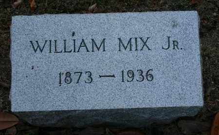 MIX, WILLIAM JR. - Jefferson County, Kentucky | WILLIAM JR. MIX - Kentucky Gravestone Photos