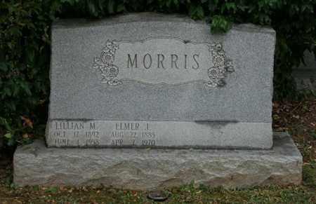 MORRIS, ELMER J. - Jefferson County, Kentucky   ELMER J. MORRIS - Kentucky Gravestone Photos