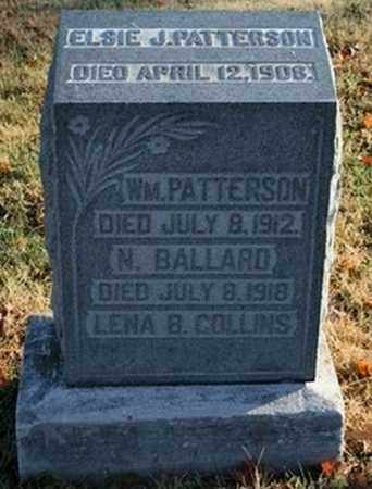 PATTERSON, WILLIAM - Jefferson County, Kentucky | WILLIAM PATTERSON - Kentucky Gravestone Photos
