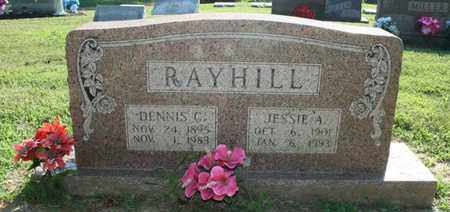 RAYHILL, JESSIE - Jefferson County, Kentucky   JESSIE RAYHILL - Kentucky Gravestone Photos