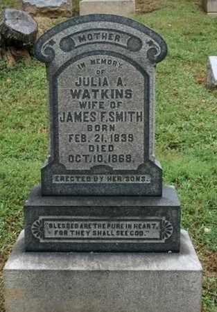 SMITH, JULIA A. - Jefferson County, Kentucky | JULIA A. SMITH - Kentucky Gravestone Photos