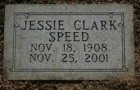 SPEED, JESSIE CLARK - Jefferson County, Kentucky | JESSIE CLARK SPEED - Kentucky Gravestone Photos