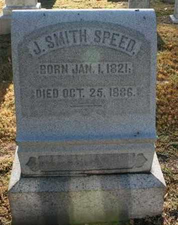 SPEED, J. SMITH - Jefferson County, Kentucky | J. SMITH SPEED - Kentucky Gravestone Photos