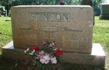 STINSON, THOMAS - Jefferson County, Kentucky | THOMAS STINSON - Kentucky Gravestone Photos