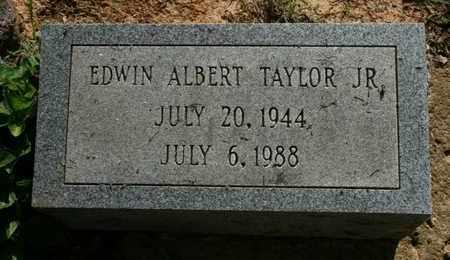 TAYLOR, EDWIN - Jefferson County, Kentucky   EDWIN TAYLOR - Kentucky Gravestone Photos