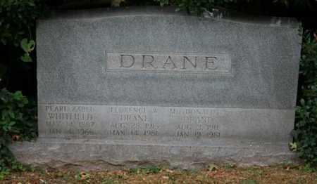 DRANE, FLORENCE W. - Jefferson County, Kentucky | FLORENCE W. DRANE - Kentucky Gravestone Photos