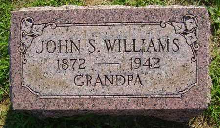 WILLIAMS, JOHN - Jefferson County, Kentucky | JOHN WILLIAMS - Kentucky Gravestone Photos