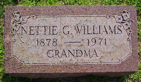 WILLIAMS, NETTIE - Jefferson County, Kentucky | NETTIE WILLIAMS - Kentucky Gravestone Photos