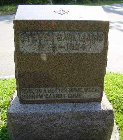 WILLIAMS, STEVEN - Jefferson County, Kentucky | STEVEN WILLIAMS - Kentucky Gravestone Photos