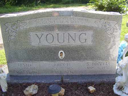 YOUNG, JOHN - Jefferson County, Kentucky | JOHN YOUNG - Kentucky Gravestone Photos