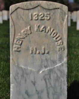 KANOUSE ( VETERAN UNION), HENRY F. - Jessamine County, Kentucky | HENRY F. KANOUSE ( VETERAN UNION) - Kentucky Gravestone Photos