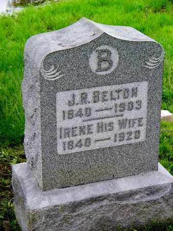 BELTON, IRENE - Kenton County, Kentucky   IRENE BELTON - Kentucky Gravestone Photos