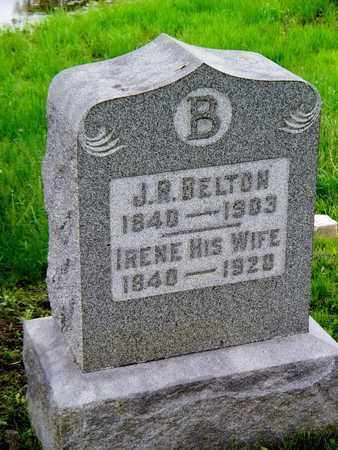BELTON, IRENE - Kenton County, Kentucky | IRENE BELTON - Kentucky Gravestone Photos