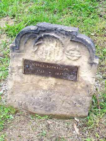 BODWELL, JR., JOSHUA - Kenton County, Kentucky | JOSHUA BODWELL, JR. - Kentucky Gravestone Photos