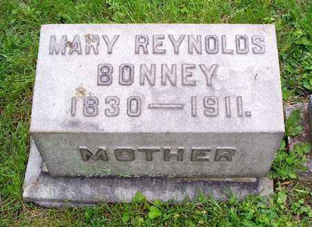 REYNOLDS BONNEY, MARY - Kenton County, Kentucky   MARY REYNOLDS BONNEY - Kentucky Gravestone Photos