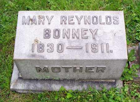 REYNOLDS BONNEY, MARY - Kenton County, Kentucky | MARY REYNOLDS BONNEY - Kentucky Gravestone Photos
