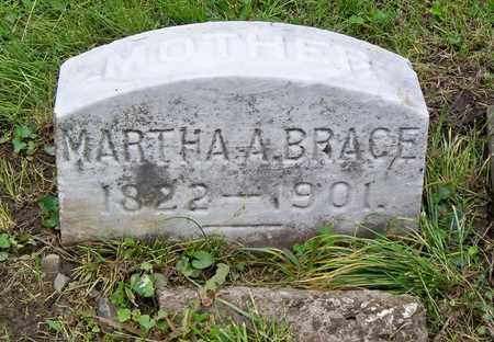 BRACE, MARTHA A - Kenton County, Kentucky | MARTHA A BRACE - Kentucky Gravestone Photos