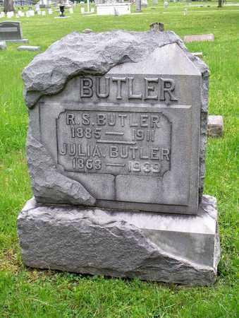 BUTLER, JULIA - Kenton County, Kentucky | JULIA BUTLER - Kentucky Gravestone Photos