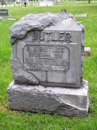 BUTLER, JULIA - Kenton County, Kentucky | JULIA BUTLER - Kentucky Gravestone Photos
