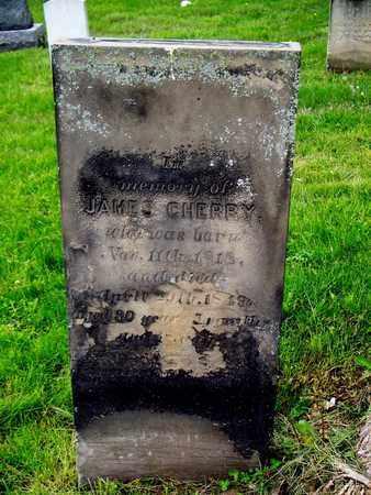CHERRY, JAMES - Kenton County, Kentucky   JAMES CHERRY - Kentucky Gravestone Photos