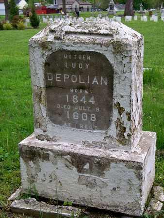 DEPOLIAN, LUCY - Kenton County, Kentucky | LUCY DEPOLIAN - Kentucky Gravestone Photos