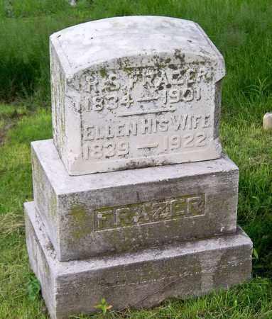 FRAZER, ELLEN - Kenton County, Kentucky | ELLEN FRAZER - Kentucky Gravestone Photos