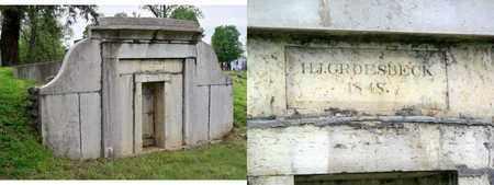 GROESBECK, H J - Kenton County, Kentucky | H J GROESBECK - Kentucky Gravestone Photos