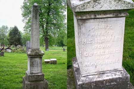 HAWLEY, MARY - Kenton County, Kentucky | MARY HAWLEY - Kentucky Gravestone Photos