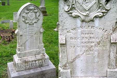 INGERSOLL, N W - Kenton County, Kentucky   N W INGERSOLL - Kentucky Gravestone Photos