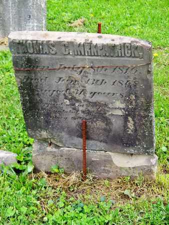 KIRKPATRICK, THOMAS C - Kenton County, Kentucky | THOMAS C KIRKPATRICK - Kentucky Gravestone Photos