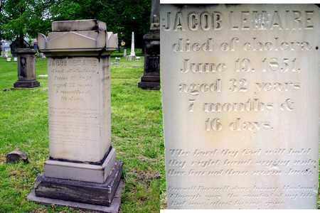 LEMAIRE, JACOB - Kenton County, Kentucky | JACOB LEMAIRE - Kentucky Gravestone Photos