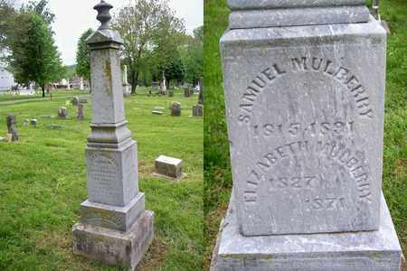 MULBERRY, SAMUEL - Kenton County, Kentucky | SAMUEL MULBERRY - Kentucky Gravestone Photos
