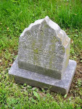 PATERSON, SARAH - Kenton County, Kentucky   SARAH PATERSON - Kentucky Gravestone Photos