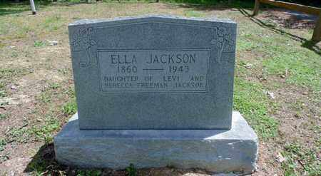 JACKSON, ELLA - Laurel County, Kentucky | ELLA JACKSON - Kentucky Gravestone Photos