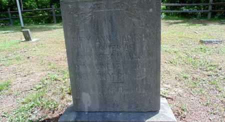 JACKSON, LUCY ANN - Laurel County, Kentucky | LUCY ANN JACKSON - Kentucky Gravestone Photos