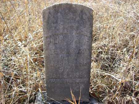 PLURY, SPARKS - Lawrence County, Kentucky | SPARKS PLURY - Kentucky Gravestone Photos