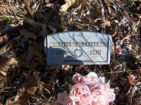 BARKER, ETHEL D - Lawrence County, Kentucky | ETHEL D BARKER - Kentucky Gravestone Photos