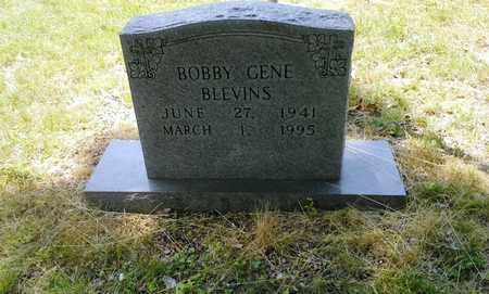 BLEVINS, BOBBY GENE - Lawrence County, Kentucky | BOBBY GENE BLEVINS - Kentucky Gravestone Photos